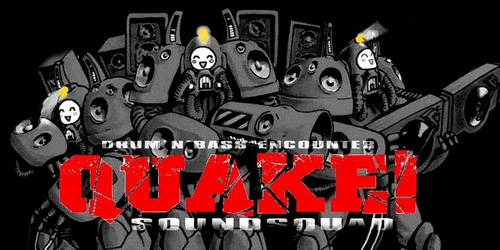 15.09.2007 - QUAKE! the Bad Robot issue