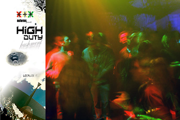 HIGH DUTY bashment - Localize it! 09.03.2007